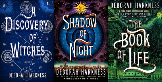 All souls trilogy deborah harkness