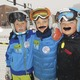 Max Rotermund, Colin Kagan & Spencer Richeda get ready for 100th Winter Carnival street events.