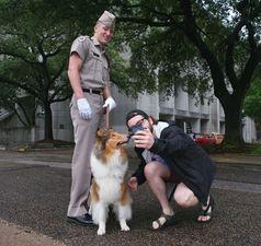 Meet the Carroll Grad Serving as Texas AMs Mascot Corporal - Jul 06 2015 1207PM