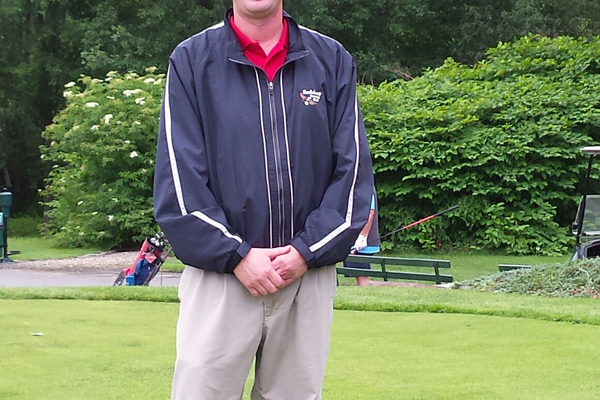 Mike Rogers, Club Pro at Tewksbury Country Club.