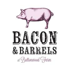 Medium bacon barrels