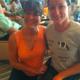 Jill with United States Paralympian athlete Tatyana McFadden