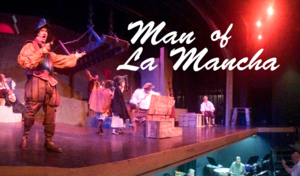 BDACT production The Man of La Mancha July 25th - August 2nd - Jul 22 2015 0210PM