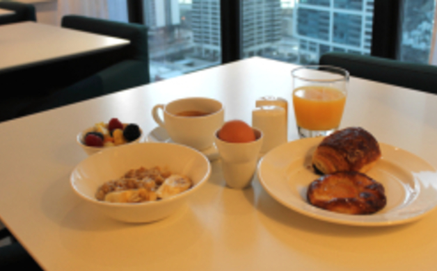 Continental Breakfast in The Lounge