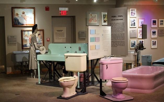 Kohler Design Center Museum