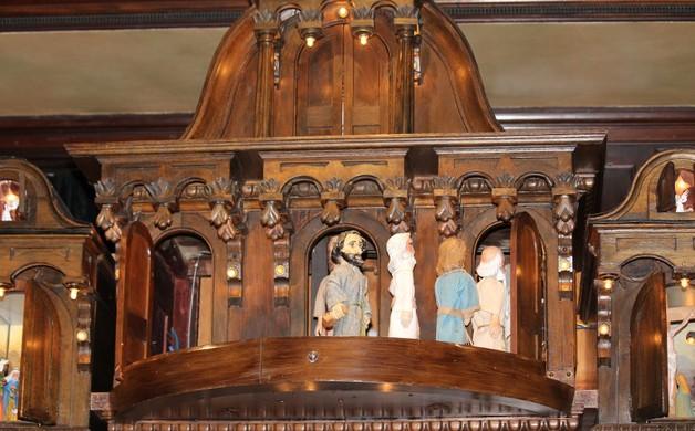 Apostles Clock