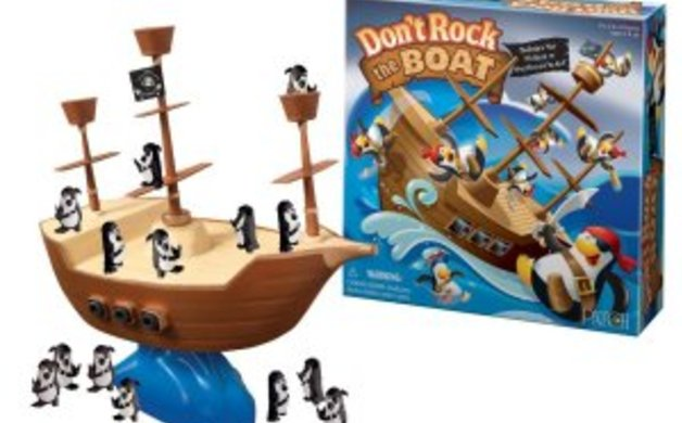 dontrocktheboat