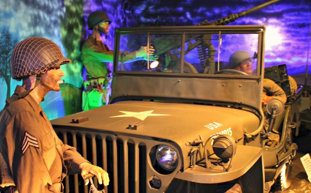 The Volo Auto Museum has collections that will interest everyone like the Military Vehicle Collection for those interested in military artifacts.