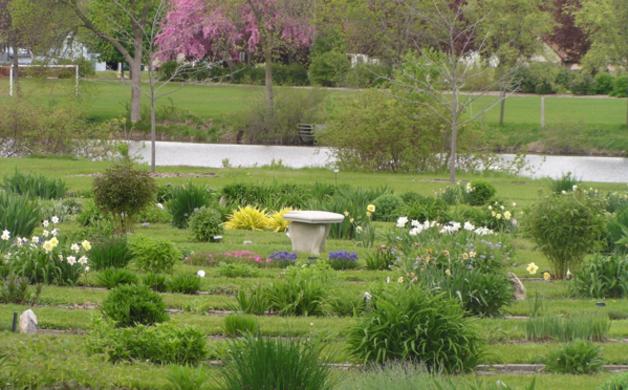 Regner Park Labyrinth (Photo Credit: Claire Bushman)