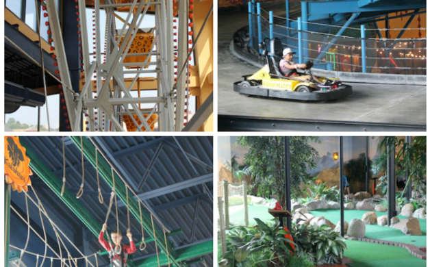 Indoor Theme Park 2
