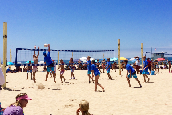 Junior 6-Man Volleyball Tournament