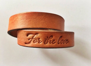 Medium noonday 20for 20the 20love 20leather 20bracelet