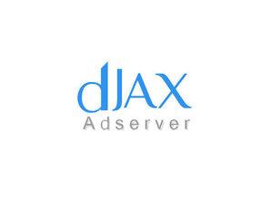 Medium big scaled djax logo