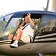 Vinnie Fratella gets ready to go airborne courtesy of Marc. Ginsburg. Photos by Bruce Hilliard, brucehilliard.com