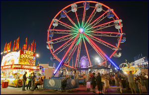 Cabarrus County Fair Now Open - Sep 08 2015 0300PM