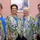 Tempo Tantrum members (L-R ) Ruth Widerski, AnnMarie Jantsch, Evie Doyle, Mary Kriener