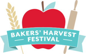 Medium bakers harvest logo