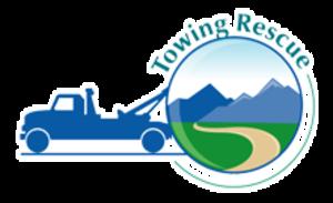 Medium towing rescue logo