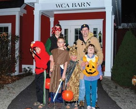 A Spooktacular Halloween at the Wilmot Community Association and the New London Haunted Woods - Aug 27 2015 0542PM