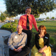 Matt Williams, David Ashby and Brenda Frachisdeaur