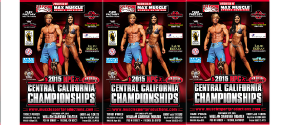 Central cal championships website