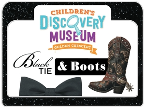 Medium black 20tie 20  20boots 20  20children s 20discovery 20museum