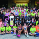 The Bad News Bears Runners started as a workplace fitness support group with six core members in 2011. It now has a membership of almost 200 runners and walkers. Photo by Dan Minkler