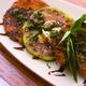 The Crisp Eggplant Caprese Salad