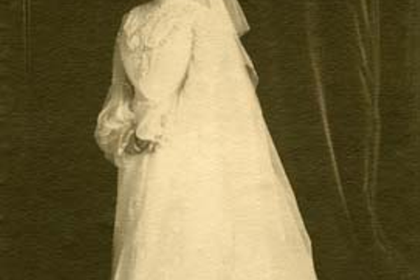 Elizabeth McConway married Allen Hazen Pittsburgh, PA January 1, 1903