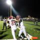 Maple Grove Senior High Crimson varsity football game against Wayzata High School Sept. 18, 2015.