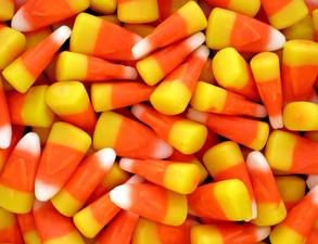 Medium candy corn