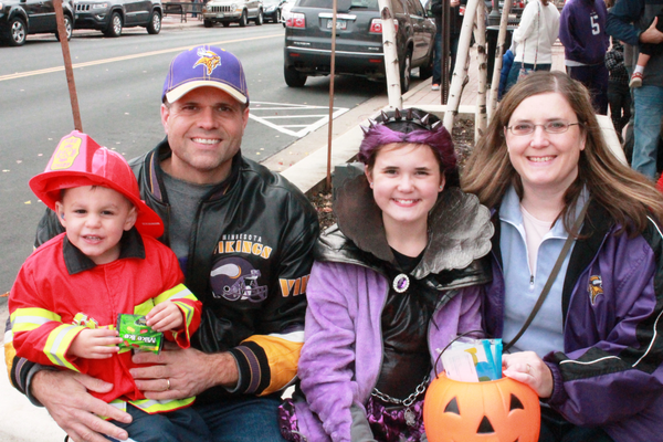Fall Festival on Main Street 2015