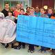 SA Middle School Students Raise $380 for Parkinson's Foundation