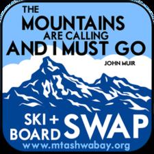 Medium ski 20board 20swao