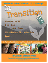 Medium in transition flyer