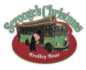 Scrooges Christmas Trolley Tour - start Nov 27 2015 0600PM