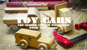 Toy Cars The Senior Center Woodshop Over The Years - Nov 17 2015 1041AM
