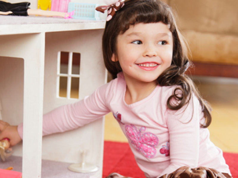 Imaginative Toys For Girls : Diy american girl dollhouse wisconsin parent