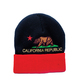 California Republic Beanie $7.99, at California Welcome Center, 2085 Vine Street, Suite 105, El Dorado Hills, 916-358-3700, visitcalifornia.com/attraction/california-welcome-center-el-dorado-hills