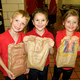 St Ursula School Students Feed the Hungry through Red Door Program - Nov 30 2015 0613PM