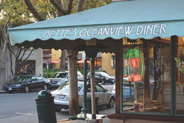 Bette's Ocean View Diner on 4th Street serves up the perfect Reuben sandwich. Photo by April Bolin-Propst.