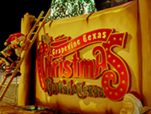 Magic of Christmas Light Show - start Nov 24 2015 0600PM