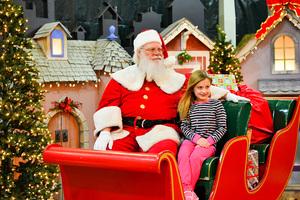 Santas Village - start Nov 21 2015 1030AM