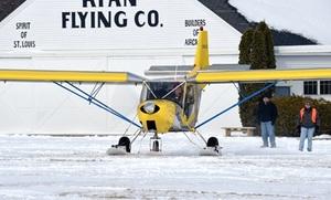 Medium 2015 skiplane fly in 1 960