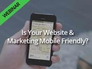 Medium is your website marketing mobile friendly webinar sml