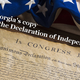 See Georgias Copy of the Declaration of Independence - Feb 08 2016 0100PM