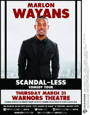 Marlon Wayans - start Mar 31 2016 0800PM