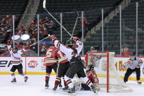 Maple Grove's win over Lakeville South Feb. 18.