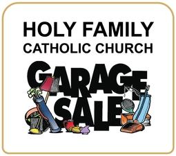 Medium holy 20family 20catholic 20church 20  20garage 20sale