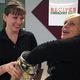 Lunts daughter Robin Remillard draws a winning ticket